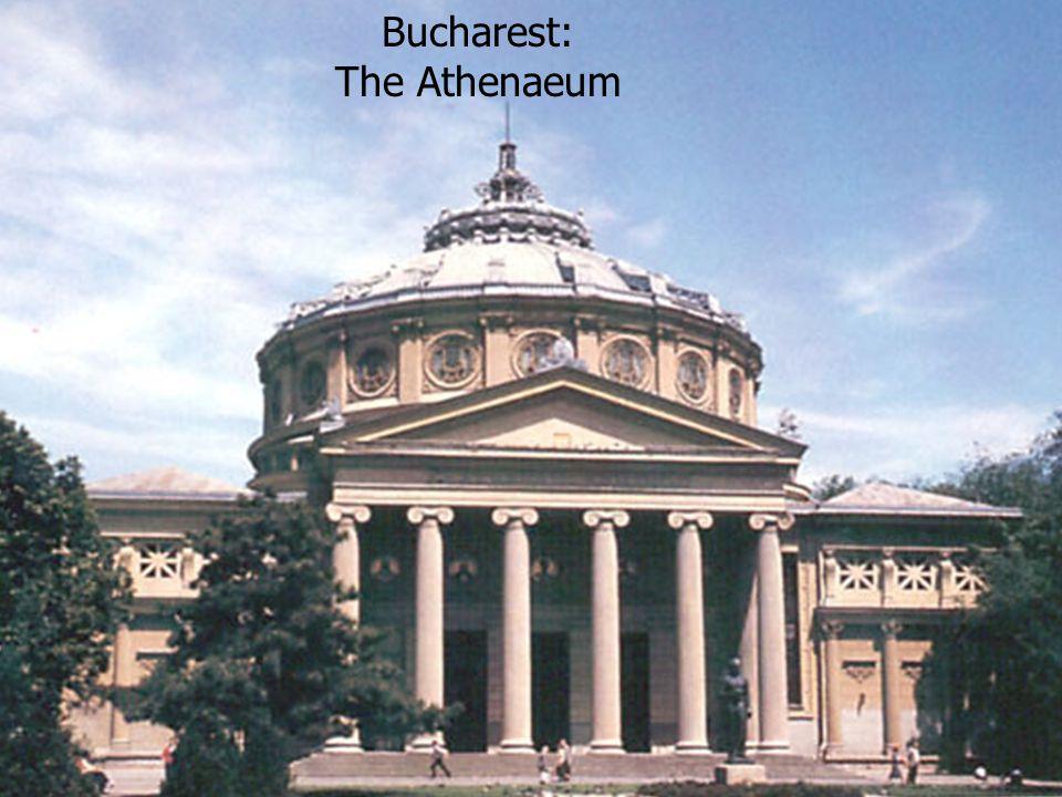 The University of Bucharest