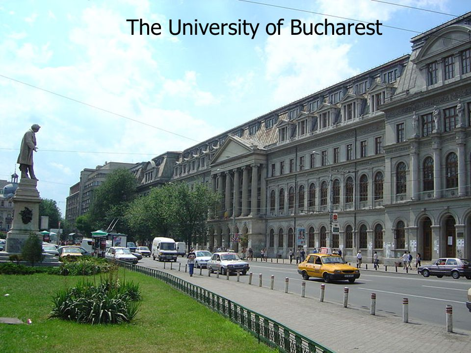 The University of Bucharest