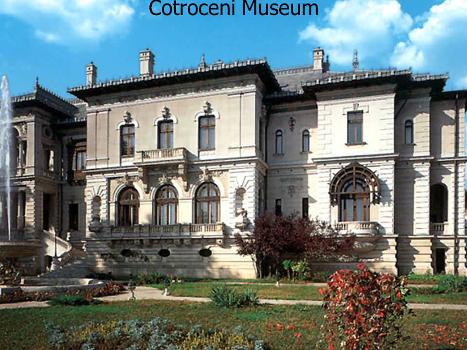 Cotroceni Museum