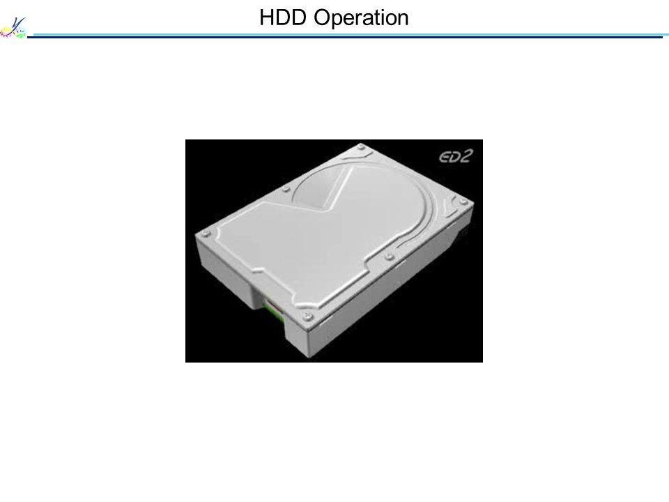 HDD Operation