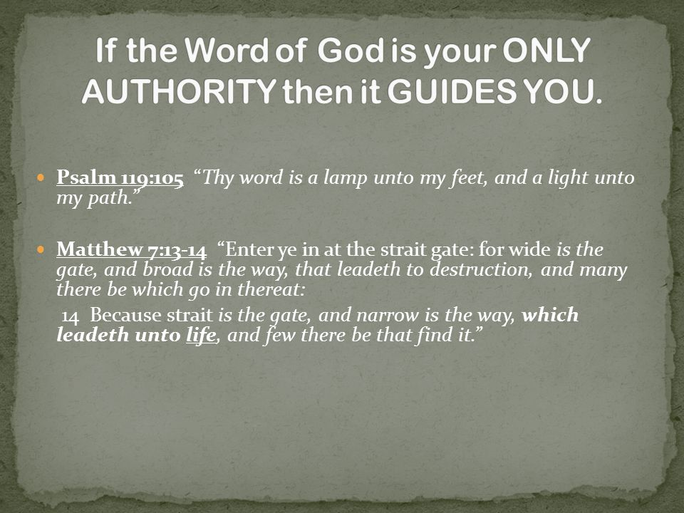 One who applies the Bible LITERALLY first and FIGURATIVELY only when the context demands it.