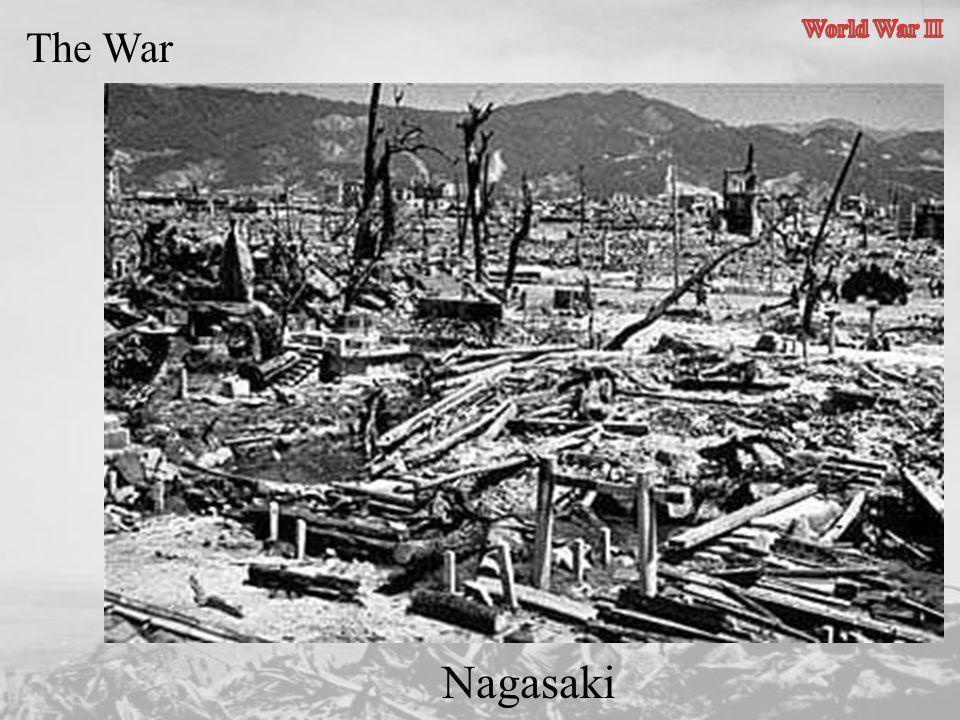 The War Nagasaki