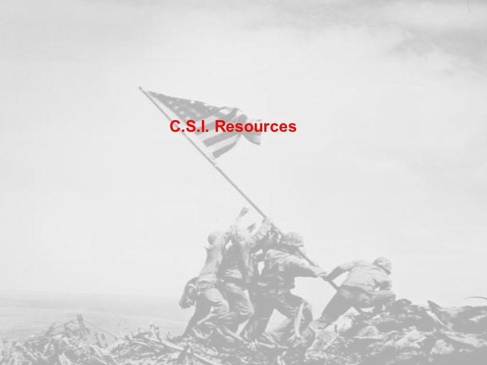 C.S.I. Resources