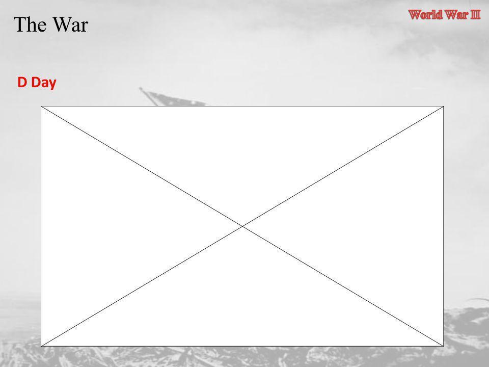 The War D Day