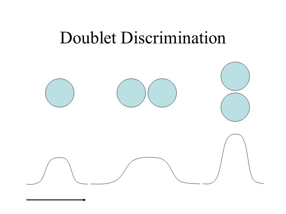 Doublet Discrimination