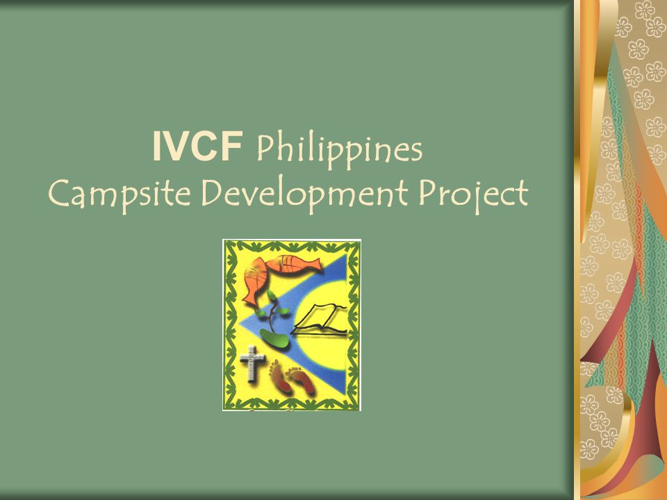 IVCF Philippines Campsite Development Project