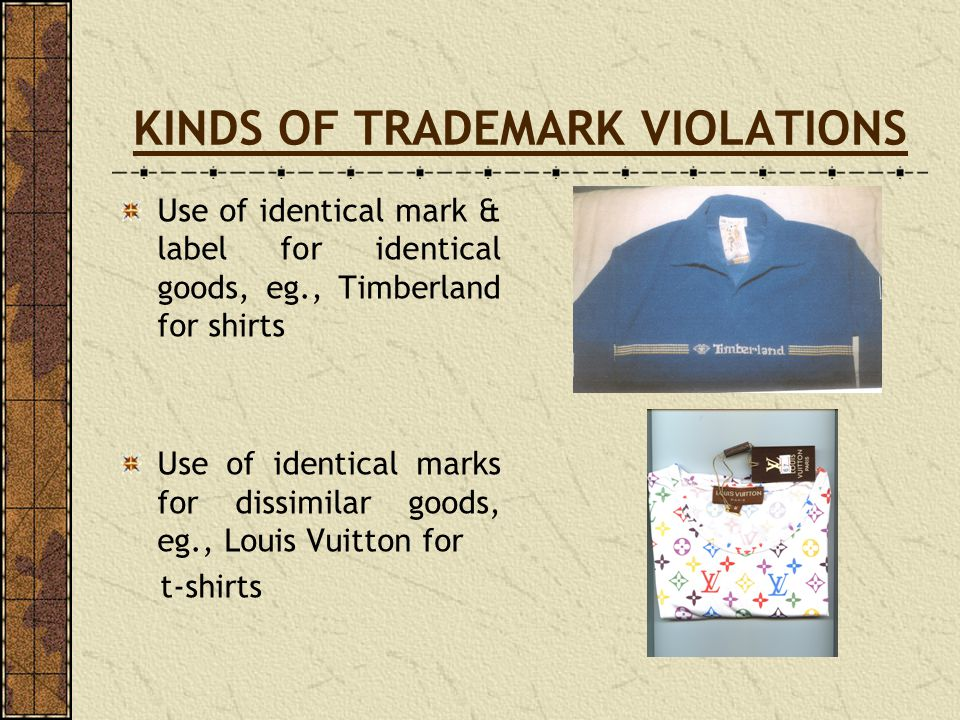 Examples of successful enforcement of trademark rights by Indian textile houses Kala Niketan v.