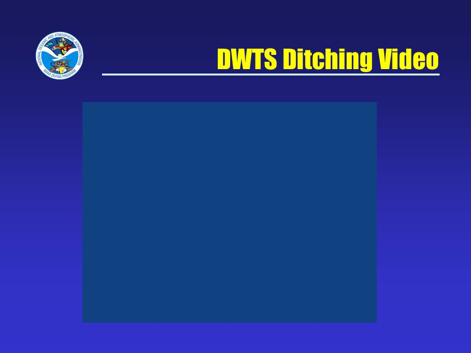 DWTS Ditching Video