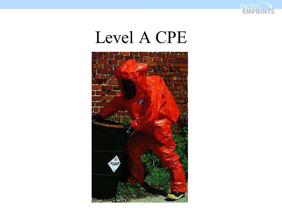 Level A CPE