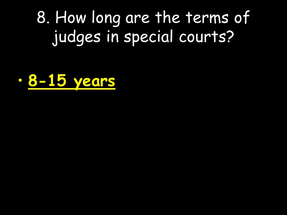 II.Multiple Choice 6. District courts cover an assigned territory that is based primarily on a.