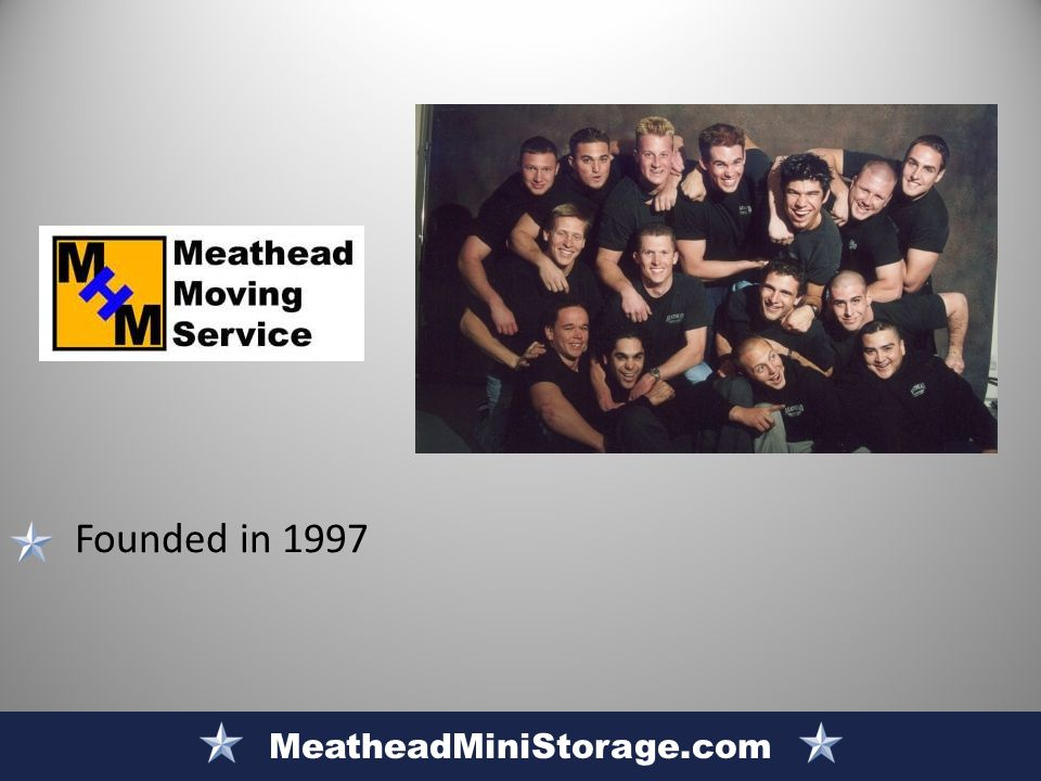 Founded in 1997 MeatheadMiniStorage.com