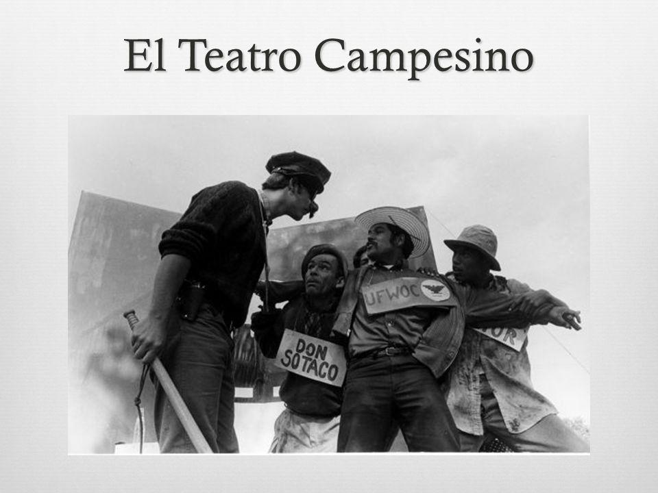 El Teatro Campesino