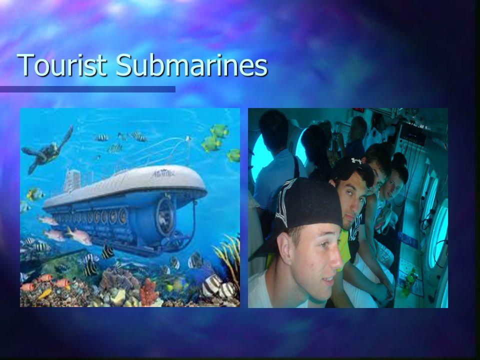 Tourist Submarines