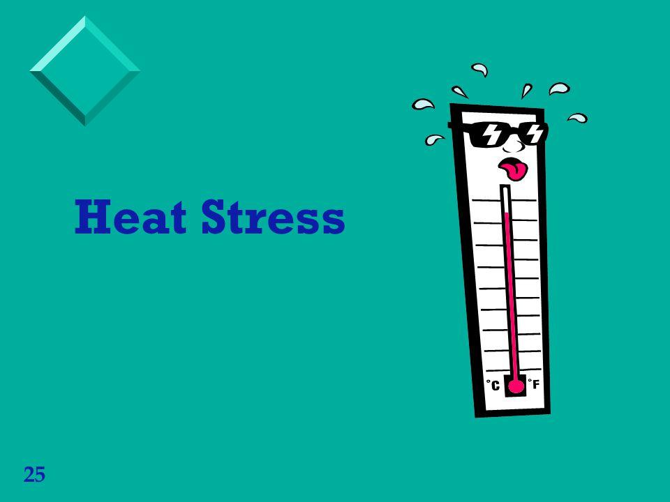 25 Heat Stress