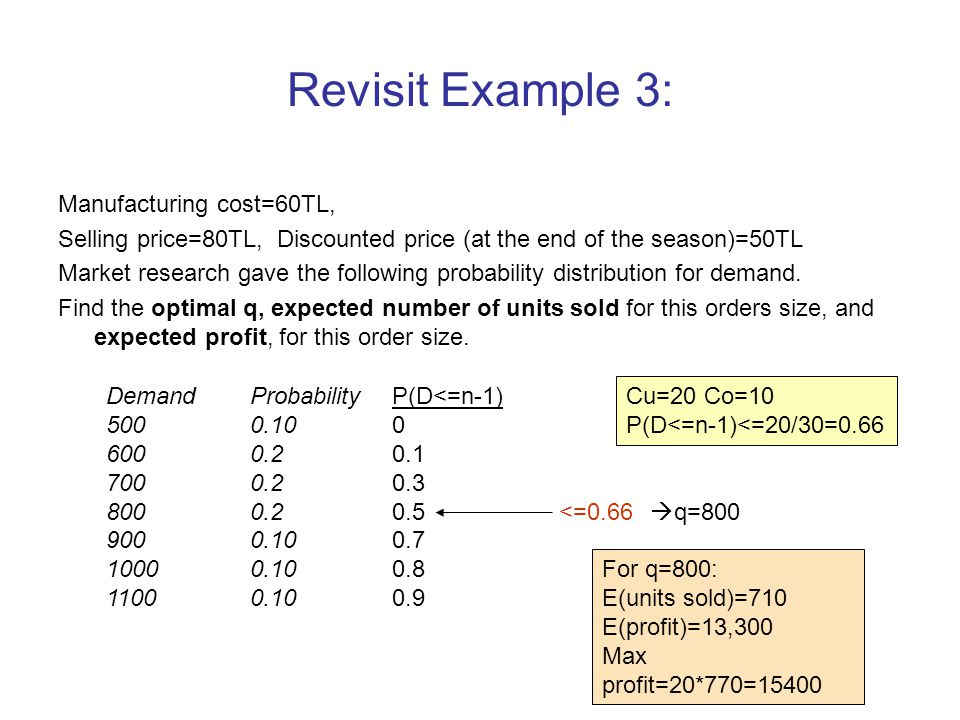 25 Speculative Production capacity Reactive Production capacity Initial forecast Later orders Low Risk: Push High Risk: Push-Pull ONeill: quick response (reactive capacity)