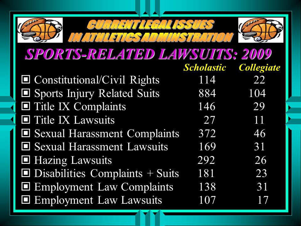 SEXUAL HARASSMENT USA Swimming Lawsuits USA Swimming Lawsuits Five separate lawsuits involving multiple victims in swim clubs nationwide (criminal charges also filed in several of the cases against the coaches involved).