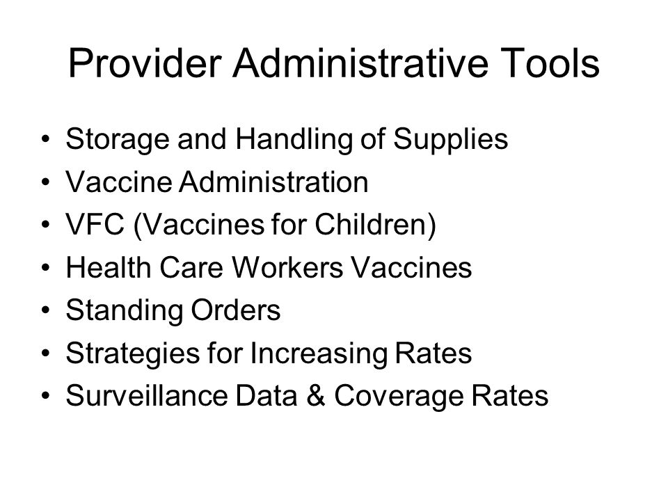 Patient Education VIS Patient Education Tools (for providers) Parents who question vaccines – (for parents) Spanish language information Vaccine Safety