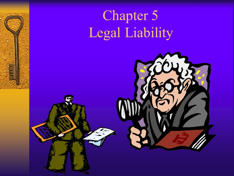 Presentation Outline I.Preliminary Legal Concepts II.Common Law and the Auditor III.Statutory Law and the Auditor IV.Professions Response to Legal Liability V.Protecting Individual CPAs from Legal Liability