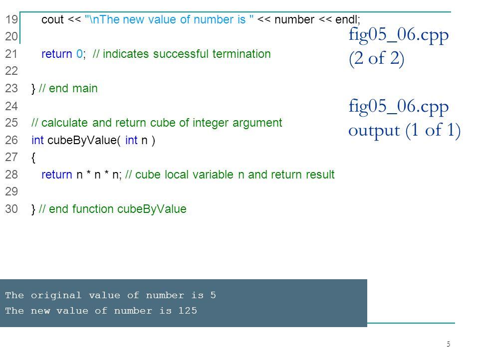 16 fig05_24.cpp (1 of 4) 1 // Fig.5.24: fig05_24.cpp 2 // Card shuffling dealing program.