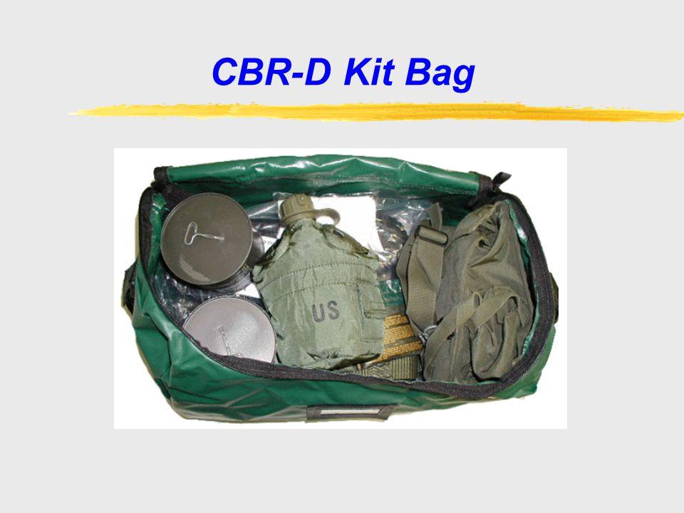 CBR-D Kit Bag