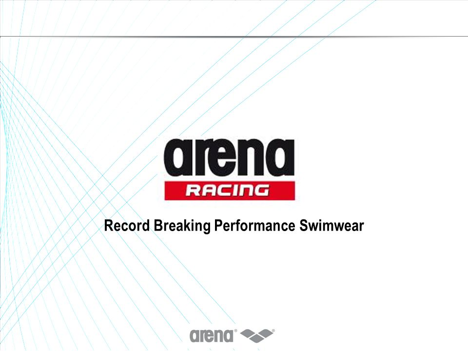 Record Breaking Performance Swimwear