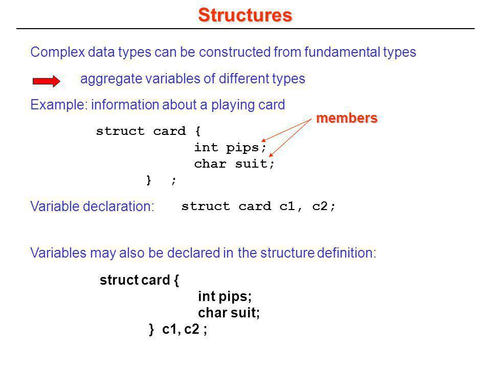 Union union int_or_float { int i; float f; } typedef union int_or_float { int i; float f; } number; int main(void) { number n; n.i = 4444; printf( i: %10d f: %16.10e\n , n.i, n.f); n.f = 4444.0; printf( i: %10d f: %16.10e\n , n.i, n.f); return 0; }