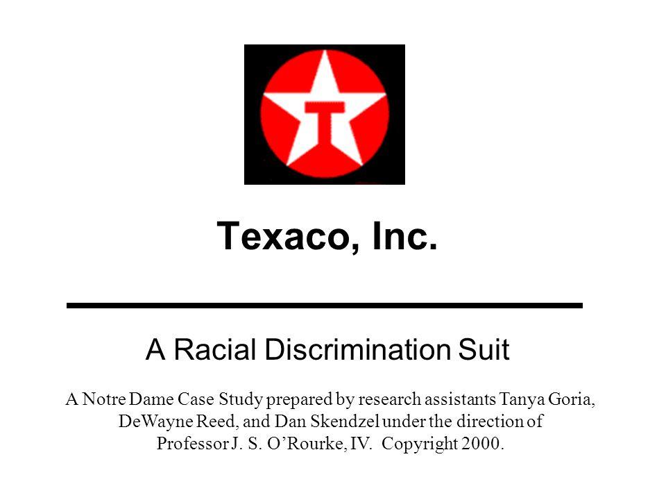 Texaco, Inc.