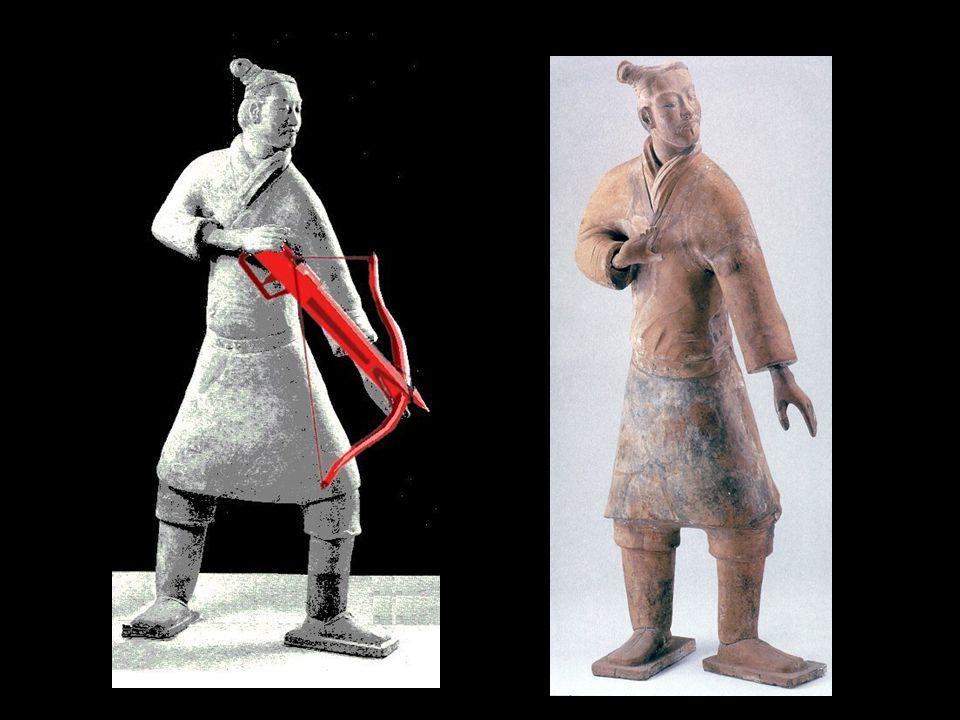 Charioteer, h. 6 2 White jade carving Late Shang (Anyang phase) ca. 1200 BCE h. 5