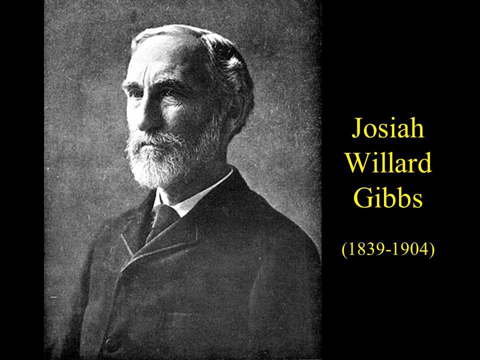 Josiah Willard Gibbs (1839-1904) ~1855