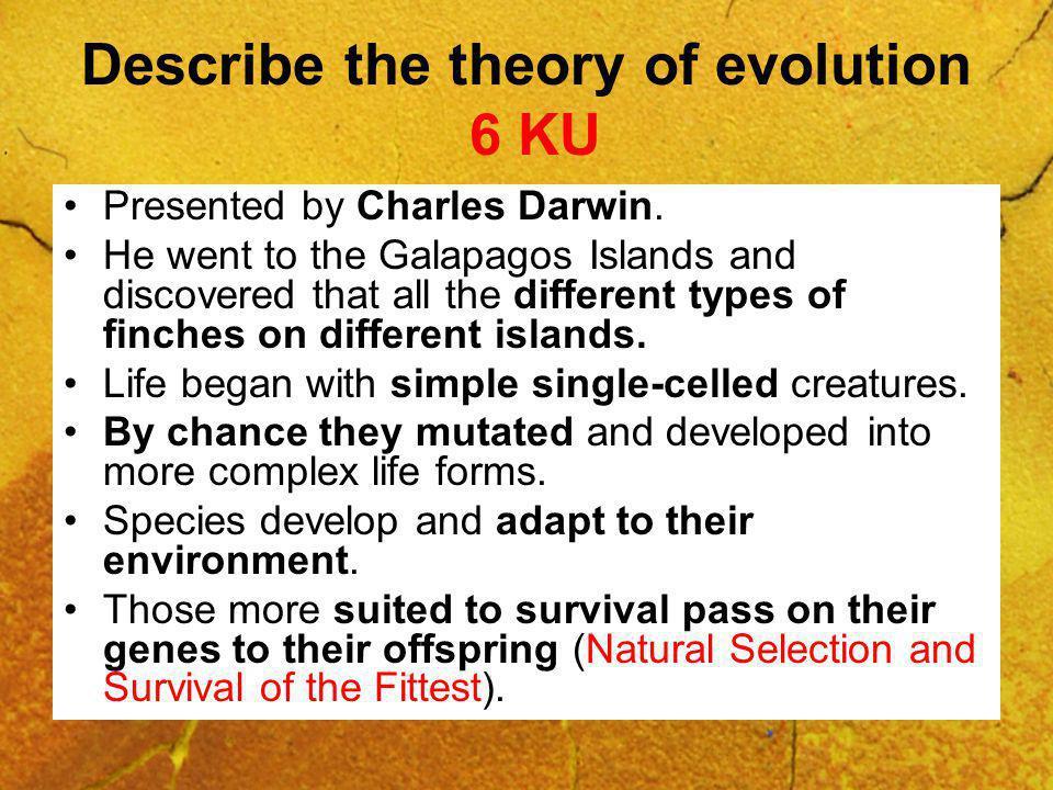 Presented by Charles Darwin.