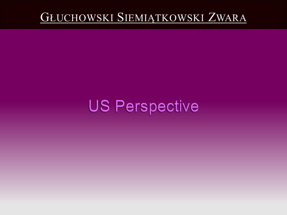 G ŁUCHOWSKI S IEMIĄTKOWSKI Z WARA - whether the foreign litigation might lead to inconsistent results or a race to judgment.