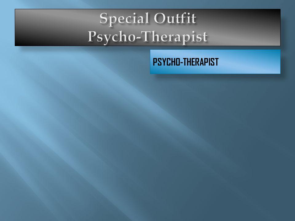 PSYCHO-THERAPIST