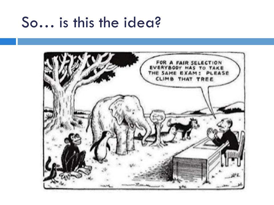 Differentiation.What it is, What it is not.