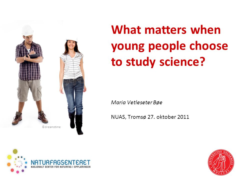 How can we attract more students to study science in higher education?