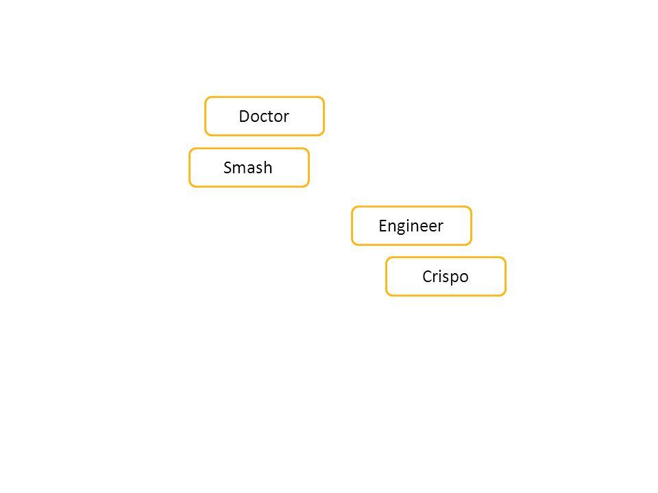 Doctor Engineer Smash Crispo