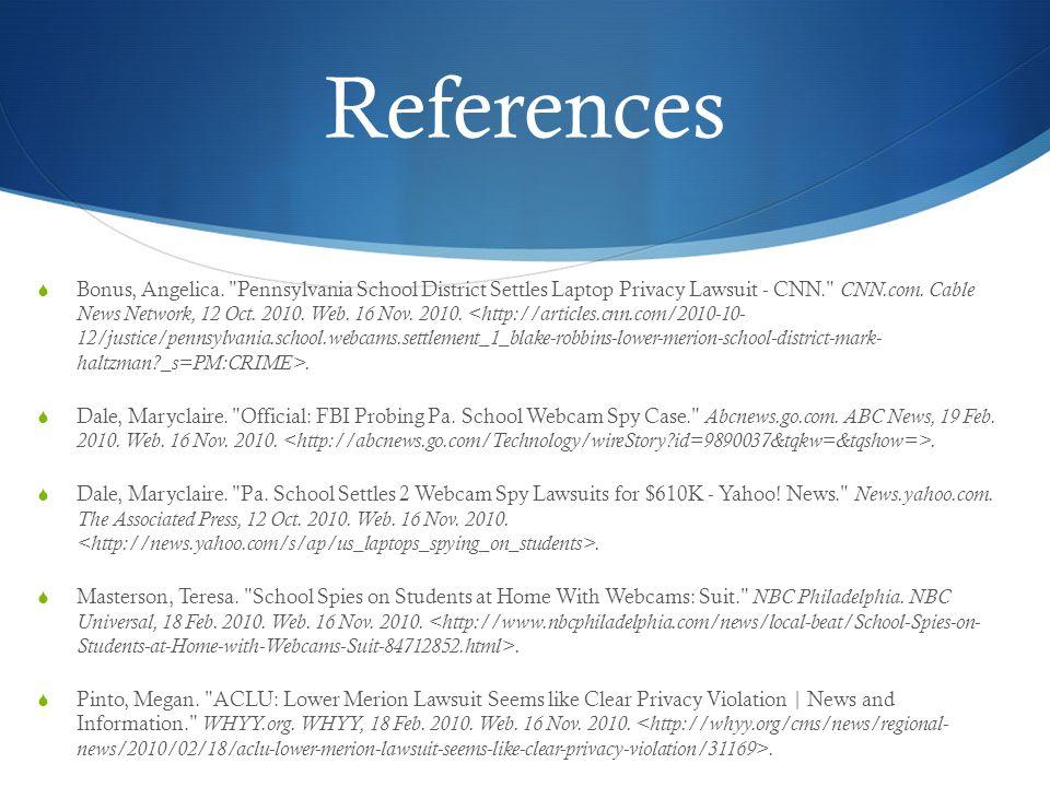 References Bonus, Angelica.