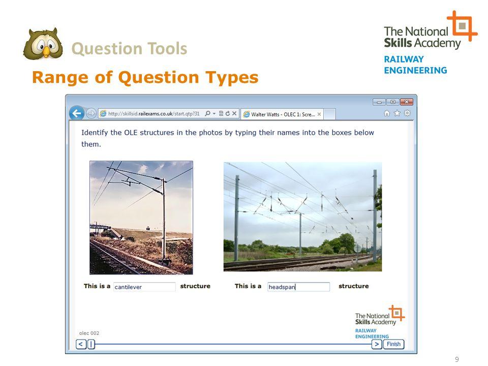 10 Question Tools