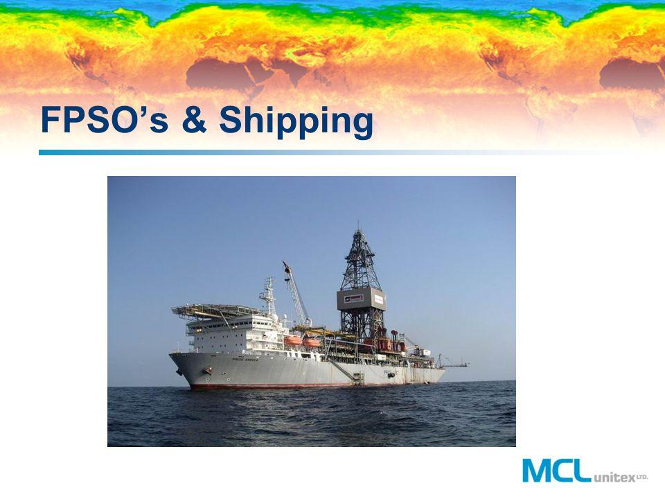 FPSOs & Shipping