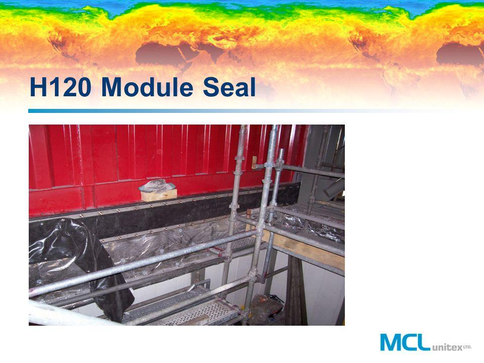 H120 Module Seal