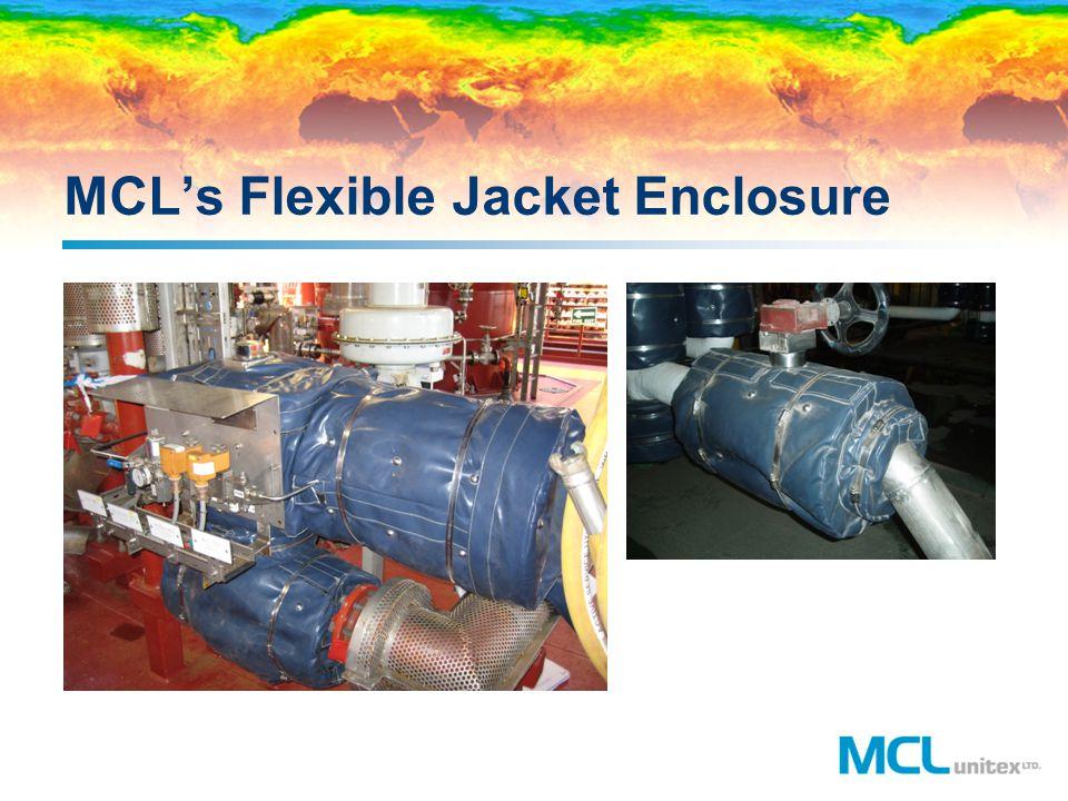 MCLs Flexible Jacket Enclosure