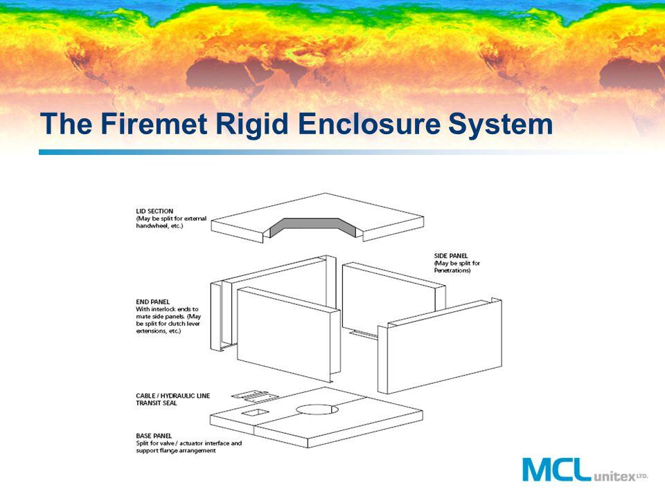 The Firemet Rigid Enclosure System