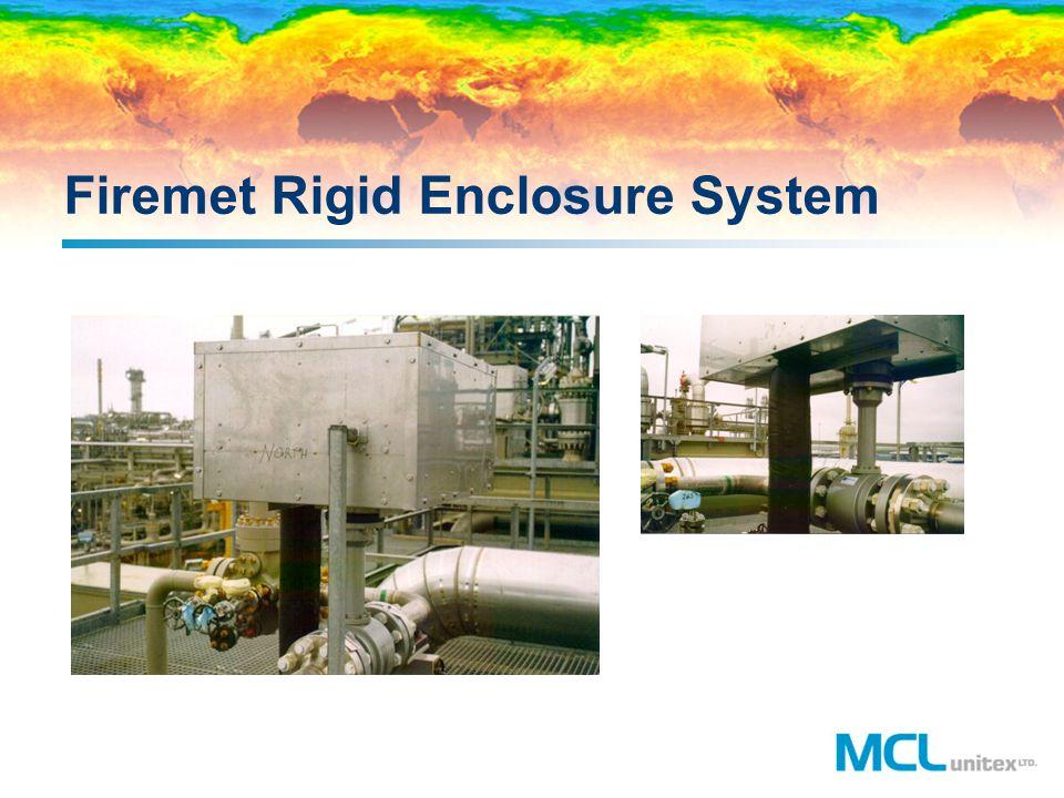Firemet Rigid Enclosure System