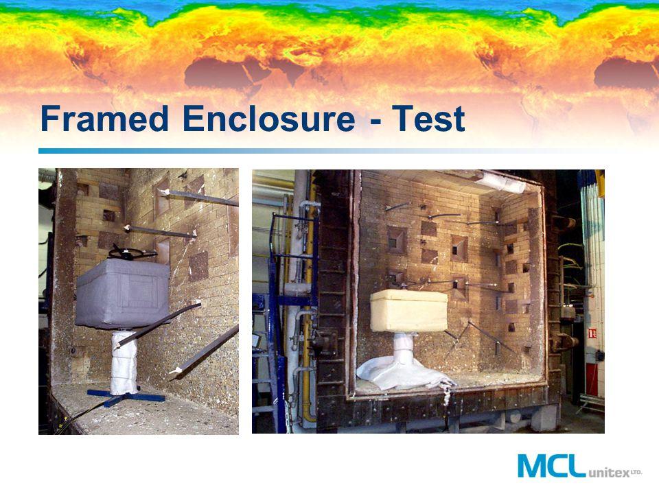 Framed Enclosure - Test