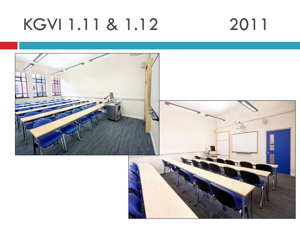 KGVI 1.11 & 1.12 2011