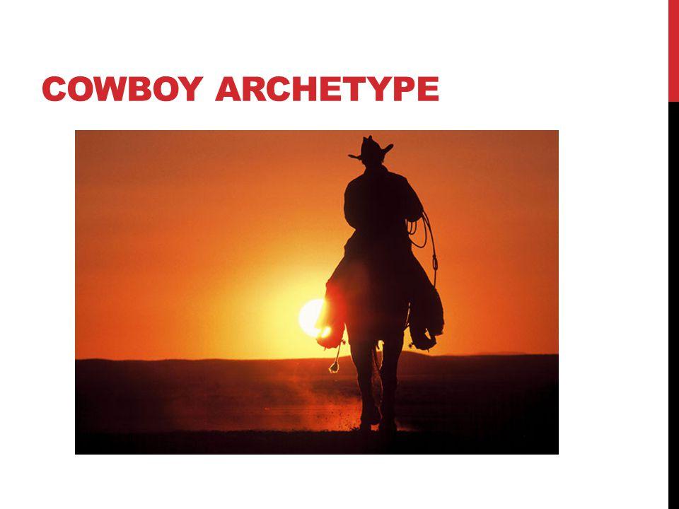 COWBOY ARCHETYPE