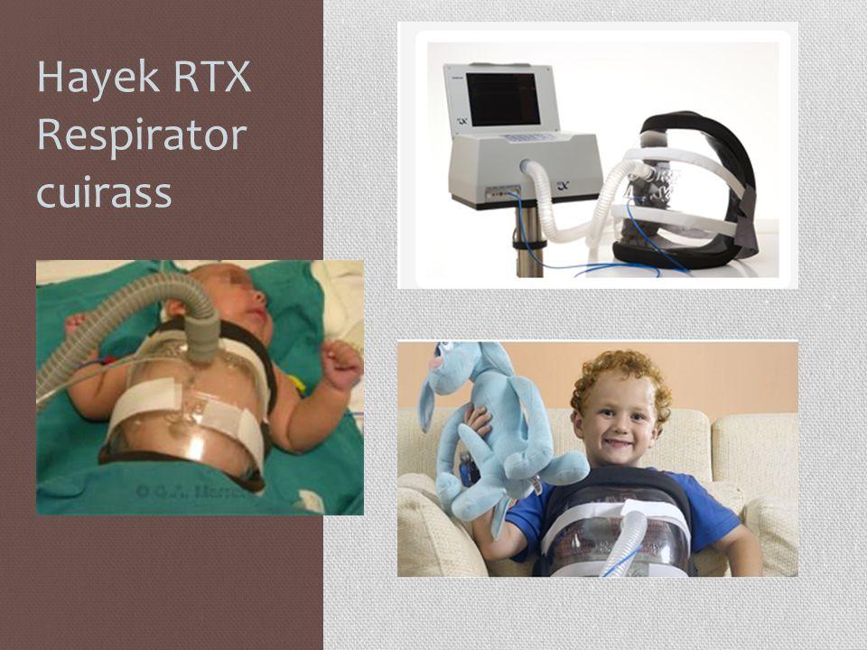Hayek RTX Respirator cuirass