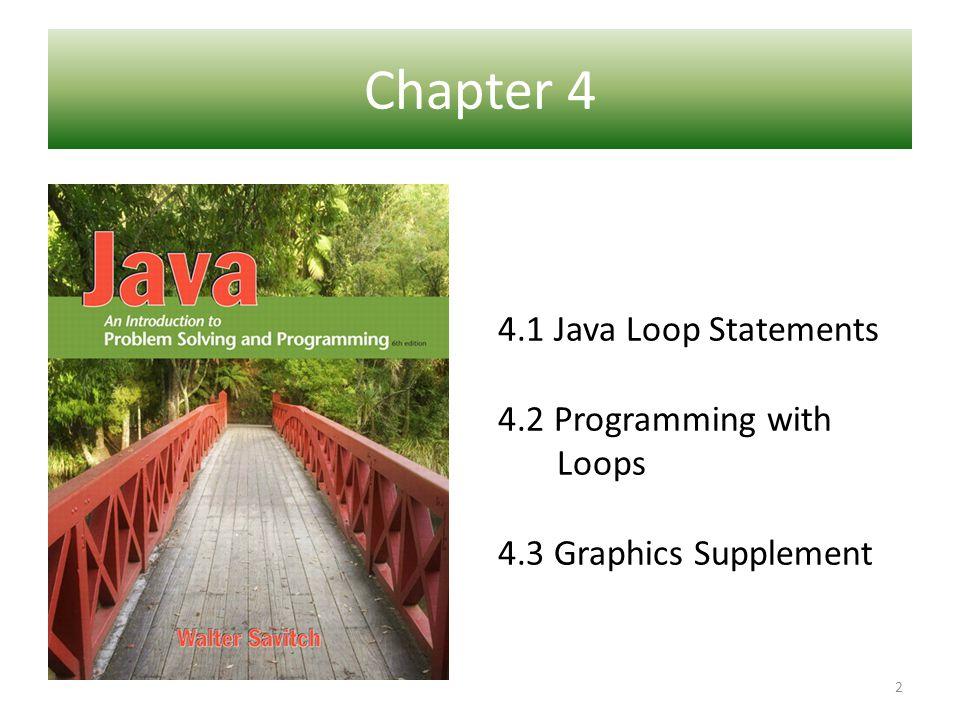 4.1 Java Loop Statements 3 repeat...repeat...repeat