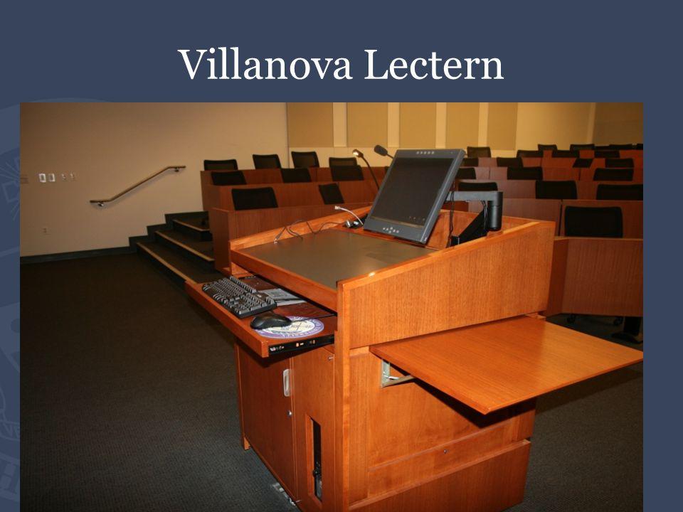 Villanova Lectern