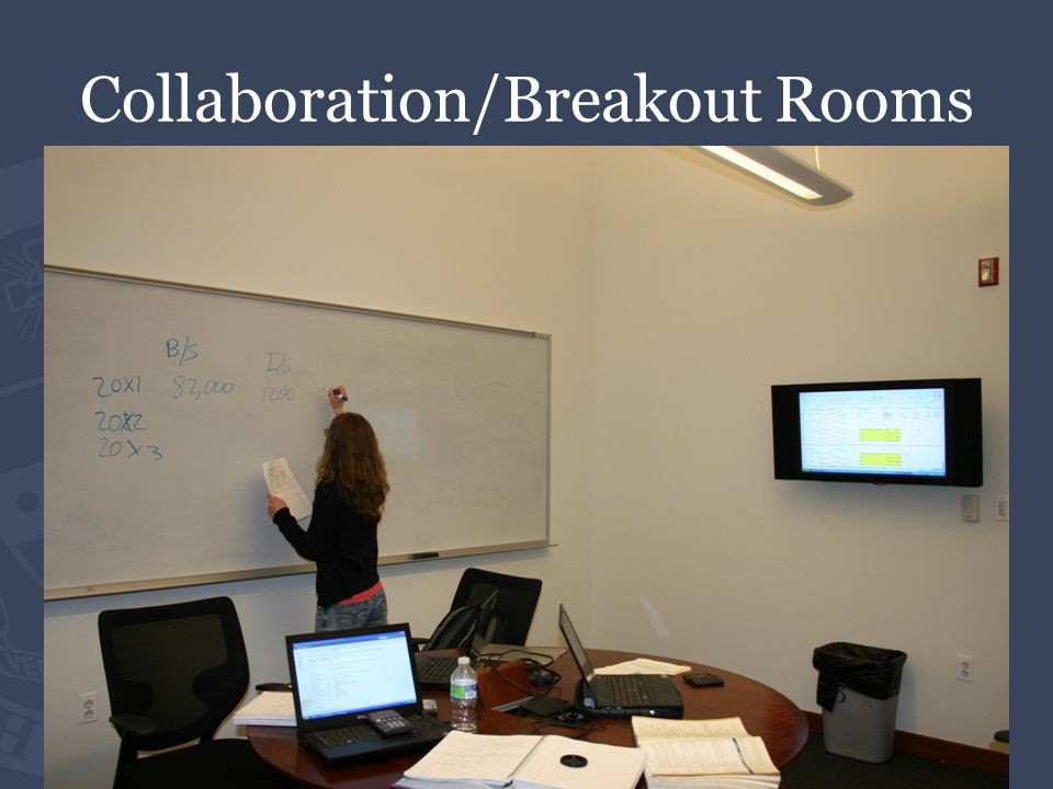 Collaboration/Breakout Rooms