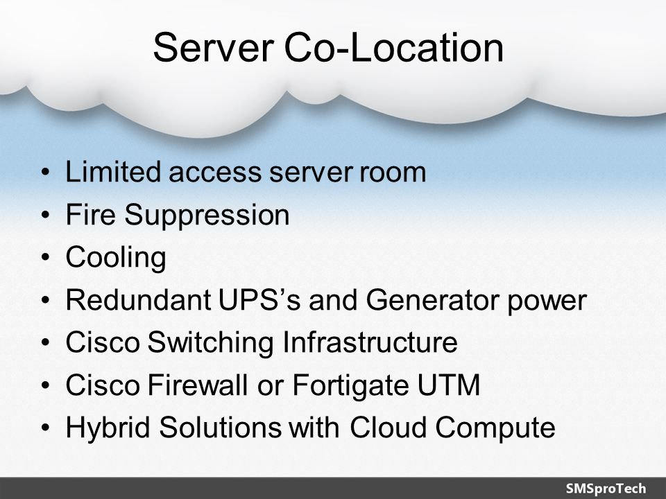 Cloud Computing Services The next few slides are an excerpt from this presentation: http://slideshare.net/Guppers/im-cloud-confused